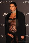 Kim Kardashian West at the LACMA 2015 Art+Film Gala