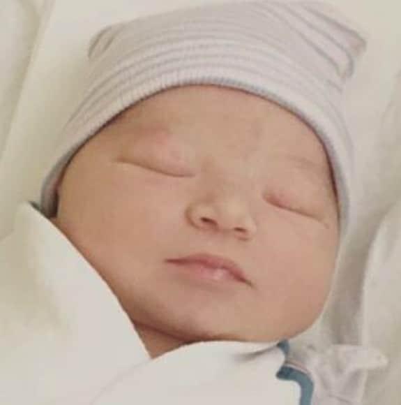 Lauren and David Lauren debut their son James