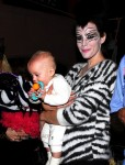 Liv Tyler out for Halloween with son Sailor Gardner