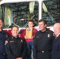Pint-Sized Hero Saves Grandma from Fire