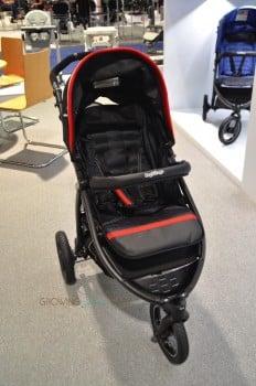 Peg perego book cross stroller synergy