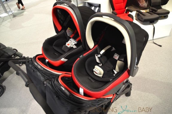 Peg Perego Book For two 2016 - 2 car seats