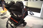 Peg Perego Book For two 2016 - 2 car seats side view