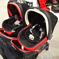 Peg Perego To Introduce 2 New Doubles Strollers & Lots Of New Fashions!