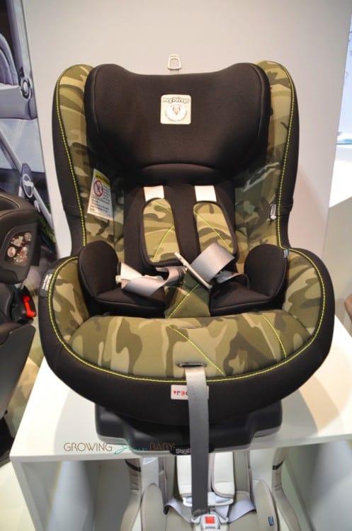 Peg Perego Camoflage car seat
