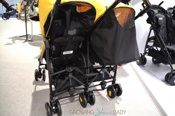 Peg Perego Pliko Mini double 2016 - independent canopies