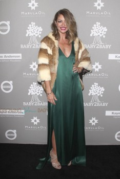 Rebecca Gayheart at the 2015 Baby2Baby Gala