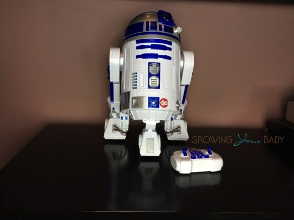 Star Wars R2-D2 Interactive Robotic Droid