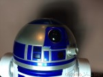 Star Wars R2-D2 Interactive Robotic Droid  - top