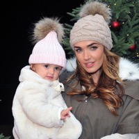 Petra & Tamara Ecclestone Treat Their Girls To Some Winter Wonderland Fun!