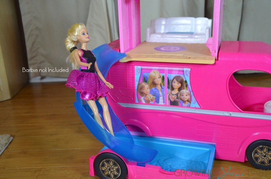 Barbie Pop Up Camper Pool Growing Your Baby Growing Your Baby