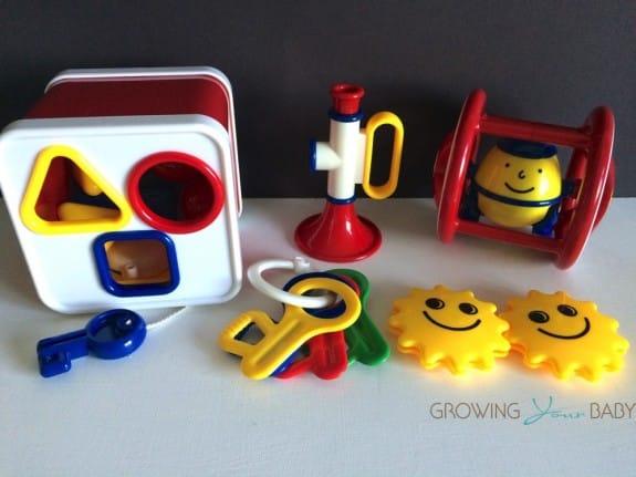 Ambi Toys Baby Gift Set