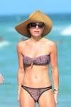 Bethenny Frankel enjoys a beach day in Sunny Miami