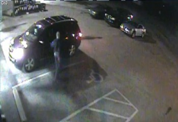 Man Steal SUV with Two Children Inside