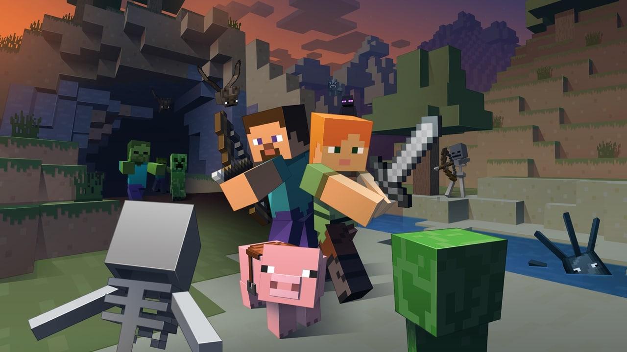 MinecraftWiiU_Gameplay