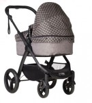 Mountain Buggy Cosmopolitan GEO with bassinet