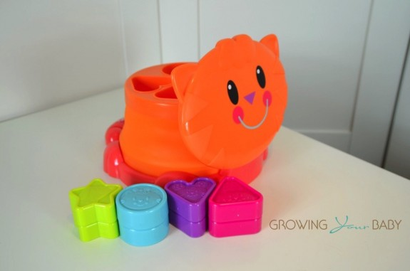 Playskool Pop Up Shape Sorter
