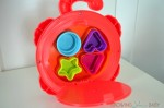 Playskool Pop Up Shape Sorter - open