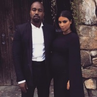 Kim & Kanye Reveal Their Baby Boy's Name
