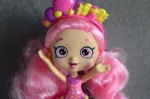 Shopkins Bubbleisha doll  - close up