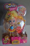 Shopkins Bubbleisha doll  - in her package