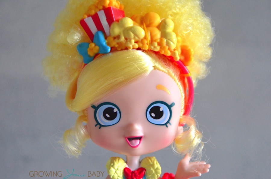 Shopkins Shoppie Popette Close Up Growing Your Baby