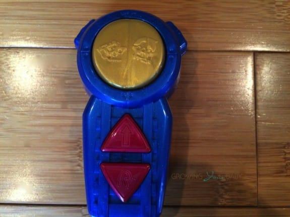 Thomas & Friends Turbo Flip Thomas - remote
