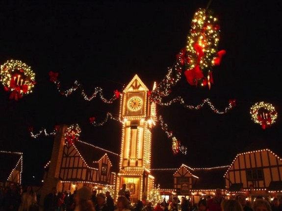 Virginia Rose Vandermark christmas celebrations