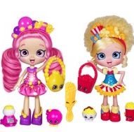 Hot For The Holidays ~ Shopkins Shoppie Dolls! {Video}