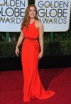 Amy Adams at the 73rd Annual Golden Globes Awards