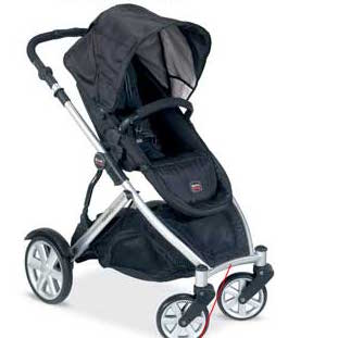 RECALL: 60,000 Britax B-Ready Bumper Bars Due to Choking Hazard