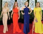 Celebrity moms The 73rd Golden Globe Awards in Los Angeles