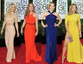 Celebrity moms The 73rd Golden Globe Awards in Los Angeles