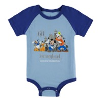 RECALL:  Walt Disney Parks and Resorts Infant Bodysuits Due to Choking Hazard