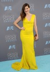 Kathryn Hahn attends The 21st Annual Critics' Choice Awards in Los Angeles