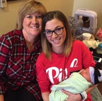 Grandma Gives Birth To Granddaughter!