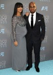 Ne-Yo attends The 21st Annual Critics' Choice Awards in Los Angeles