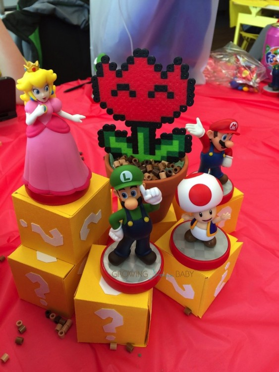 Nintendo Mario and Luigi- Paper Jam Launch - amiibos