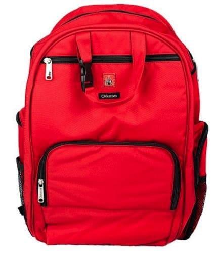 Okkatots Baby Travel Depot Diaper Bag Backpack