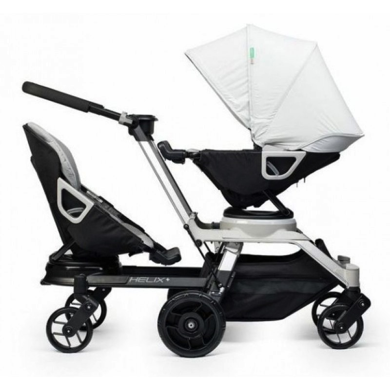 Stroller Comparison ~ 6 Double Inline Strollers - Growing Your ...