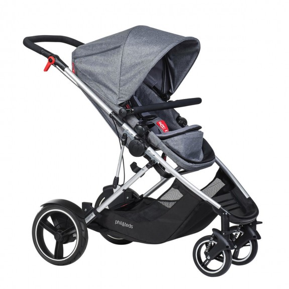 Phil and teds voyager stroller