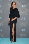 Pregnant Liv Tyler at The 21st Annual Critics' Choice Awards in Los Angeles