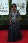 Viola Davis at the 73rd Annual Golden Globes Awards