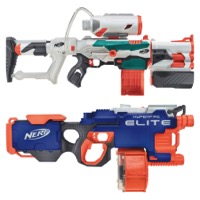 Nerf Announces 4 New Blasters!