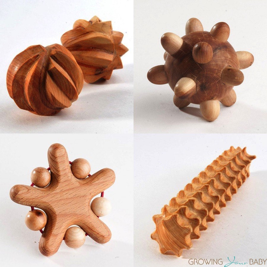 wooden caterpillar wooden toys, sensory play