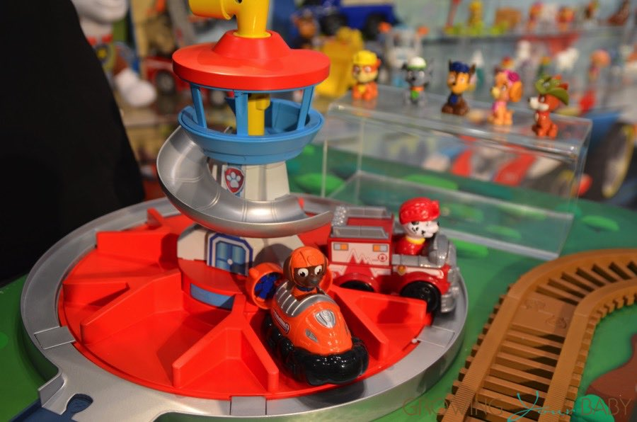 2016 Paw Patrol Lookout Tower Playset Growing Your Baby