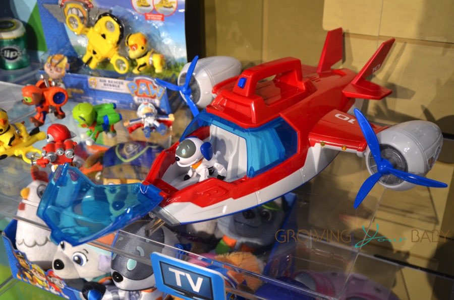 2106 Paw Patrol Air Patroller Growing Your Baby