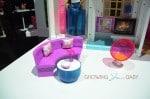 Barbie Hello Dreamhouse - living room