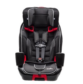 Evenflo Recalls 56,000 Transitions 3-in-1 Combination Booster Seats Due To Harness Issues