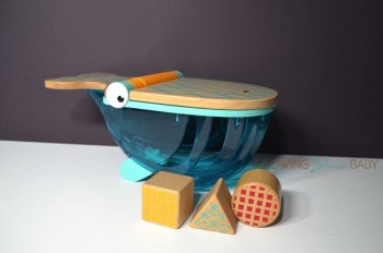 Fisher-Price Humpback Whale Shape Sorter